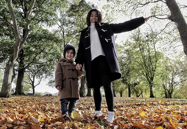 Популярность дафлкотов Gloverall женских и детских